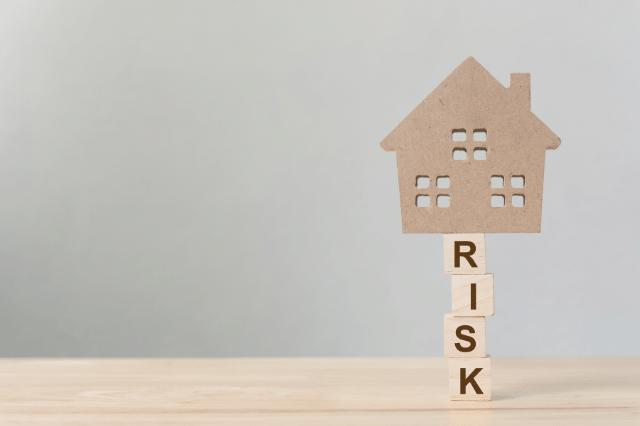 【投資用不動産】不動産投資に関する8つのリスクについて