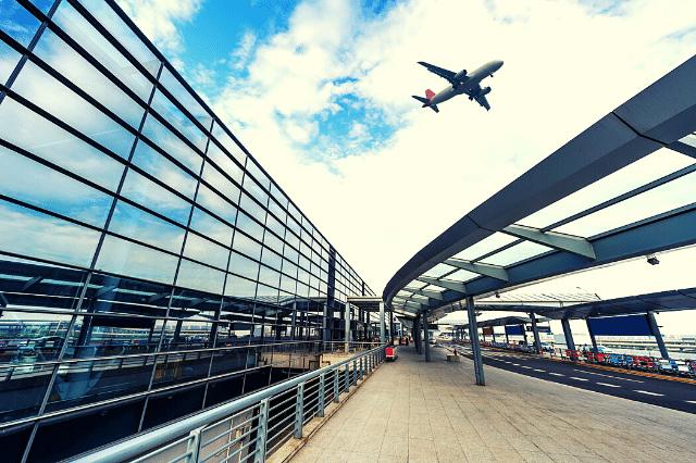 空港近くの土地に投資するメリットが大きい
