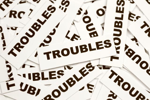 不動産投資でよく起こる4つのトラブル