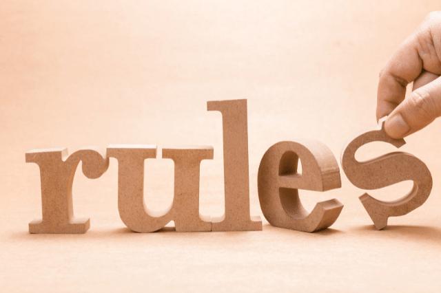 その他の告知に関する細かいルール