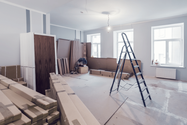 投資用不動産の修繕箇所について